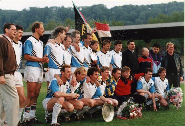 Saarlandpokalsieger 1991